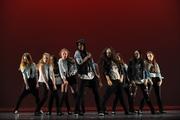 Advanced Hip Hop class (ages 13-18)