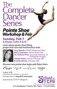 Complete Dancer Series: Pointe Shoe Workshop