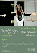 Ballet Neo Salon Sunday