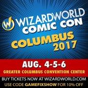 Wizard World Comic-Con Columbus