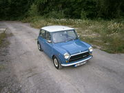 Our 1975 Mini Cooper(Innocenti) - sold