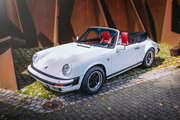 Our 1988 Porsche Carrera 3,2 Cabriolet