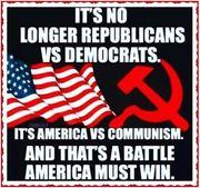america-vs-communism