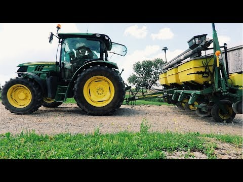 Tractor Video (For Kids) - REAL Farm Tractors