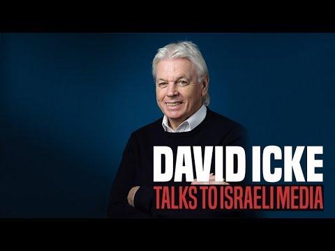 David Icke Talks To Israeli Media - The Dot Connector Videocast