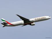 Emirates Boeing 777 A6-EQM