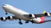Iberia A340-642 EC-JFX