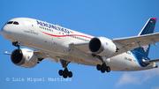 AeroMexico B787-8 XA-AMR