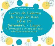 FORMAÇÃO: Formação Certificada de Líder de Yoga do Riso - Lagos