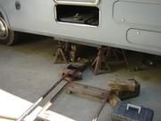 Kevin Smith's Generator Mount Repair