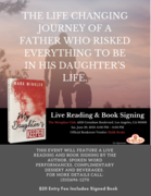 My Daughter's Keeper Live Reading and Book Signing