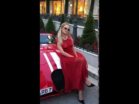 Remo Karpf - Wiesmann Event Monaco Paris Hilton 2019