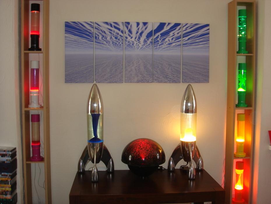 My Display. jets, lunars & Galaxy