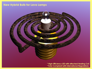 Hybrid Lava Bulb
