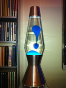 Mathmos Astro Turquoise / Clear