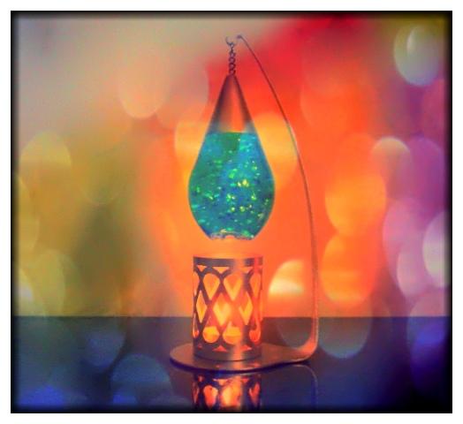 Candle Glitter