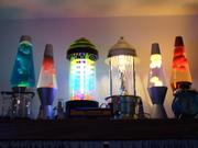 Lava and Rain Lamps 1
