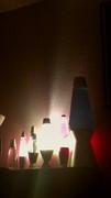 lamp lineup and lamp goo shapes