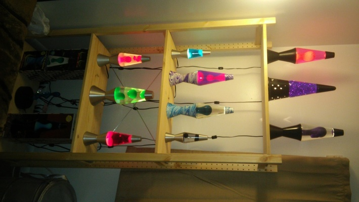 New Display Shelf