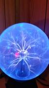 Blue Spencer's plasma ball