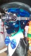 Custom Made Steampunk lava head  (Right Side)