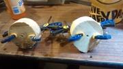 5-Glue spacers together