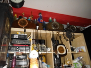 The Astro oak and some of my clocks