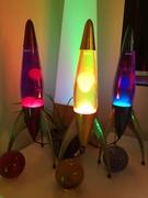 Anodised Telstars with Neo bottles.