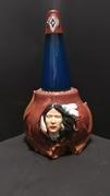 Native Indian cookie jar conversion