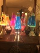 custom 20oz polished lamp