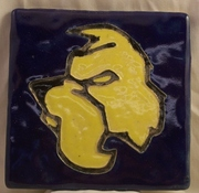 4x4 Highland Community College Logo