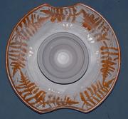 relief chip dip platter