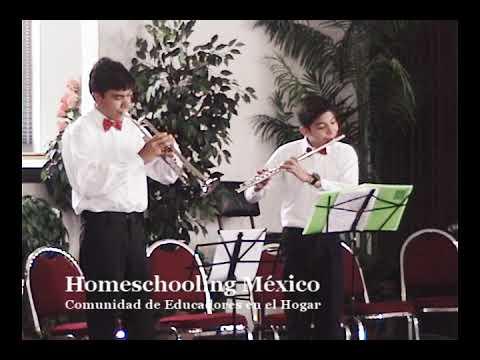 Vivace de Telemann - Clausura Anual Homeschooling México 2019