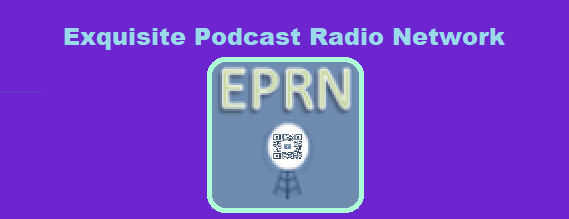 Exquisite Podcast Radio Network Logo