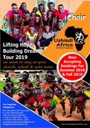 Lifting Hope,Building Dreams Tour 2019