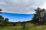 Wave clouds over Betasso Preserve