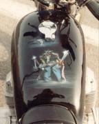 Honda 400/4 tank