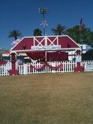 Nice booth