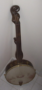 Music Hall Marty Banjo Front