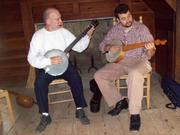 Mark and Joe Ayers