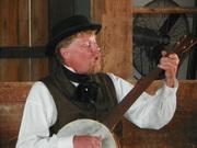 """Carl Anderton sings """"Oh, Carry Me 'Long"""". at EBG IV"""
