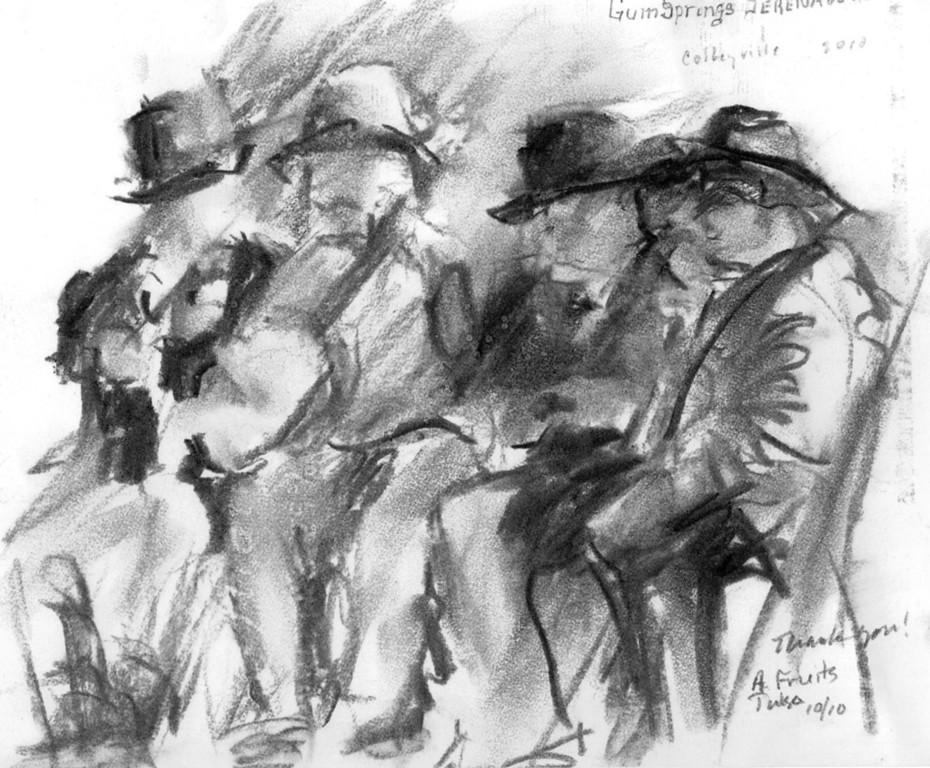 Gum Springs Serenaders sketch.