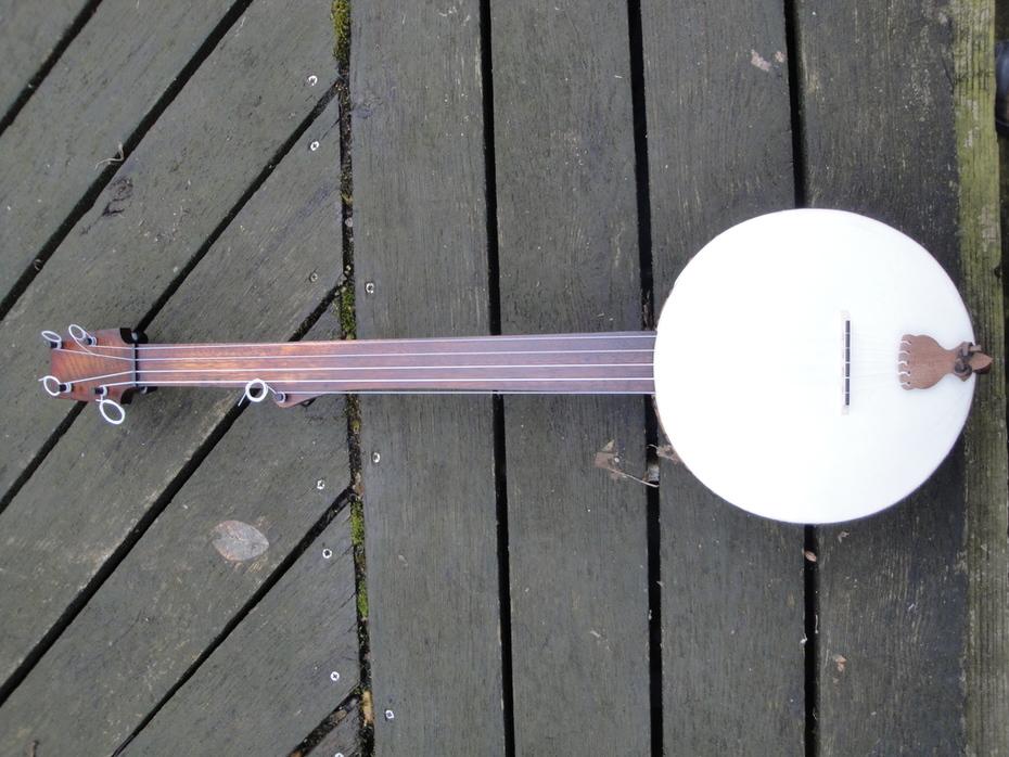 Tackhead grainmeasure banjo