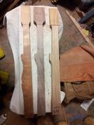 3 gourd banjo necks