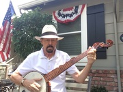 Playing my new James Hartel Boucher banjo.
