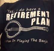 My retirement plan