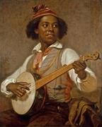 """The Banjo Player"""
