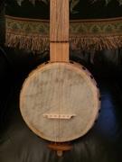 Barry Sholder gourd banjo