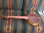 My new banjo build.
