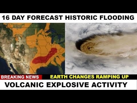 16-DAY FORECAST EARTH CHANGES HEATING UP  #WEATHERWARFARE LIVE!! #ANALYSIS